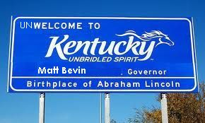 Expanded Medicaid Recipients are unwelcome to Kentucky